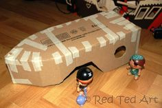 How to… Make a Pirate Boat