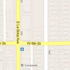 460 south detroit, los angeles, california - Google Maps