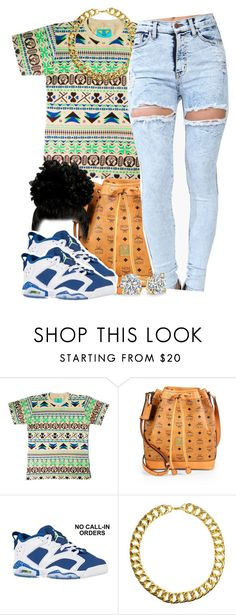 """""""Untitled #1296"""" by lulu-foreva ❤ liked on Polyvore featuring MCM, Retrò and Gogo Philip"""