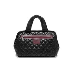 b41289d201e6 OOOK - Chanel - Coco Cocoon - 2009-2010 ❤ liked on Polyvore featuring bags