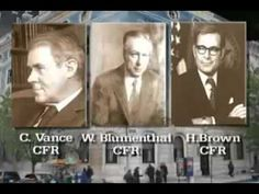The CFR is an organization sister to the Royal Institute of International Affairs (Britain), both founded in 1921 right after World War I when the League of Nations idea failed. The sole purpose of such organizations is to condition the public to accept a Global Governance which today is the United Nations. This is the true face of the so-called...