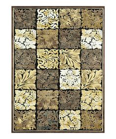 Create an atmosphere of traditional elegance. Warm and welcoming, this classic piece features exquisitely detailed designs and offers an easy way to instantly transform décor while expressing personal style.Available in multiple sizesRug thickness: 0.25''Viscose / chenilleSpot cleanImported