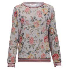 Tops & Blouses | Garden Rose Sweatshirt | CathKidston