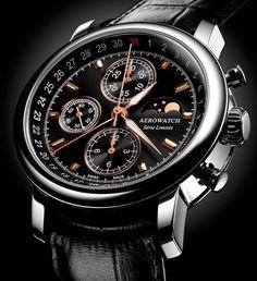 Aerowatch Chronographe Renaissance