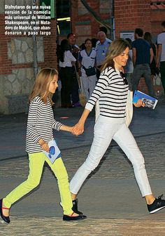 A crown for Letizia