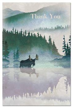 Moose Watercolor                                                                                                                                                                                 More