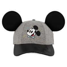 """Shopping for Disney World - Mickey Mouse """"Celebration of the Mouse"""" Baseball Cap for Adults Mickey Shorts, Mickey Mouse Sweatshirt, Disney Ears, Disney Mickey, Disneyland Hats, Resort Logo, Minnie Bow, Ear Hats, Disney Trips"""