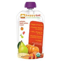 HAPPY BABY JR PMPKN SWT PTO  PEAR ORG 422 OZ >>> For more information, visit image link.