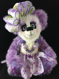 Delilah My Lead Bear available for adoption  http://www.bright-star-promotions.com/…/SpringStars-May2016…