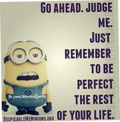 28 Minion Quotes with Your Favorite Little Guys   #minionquotes #minionpics #minionfun #minionpictures #funnyminion Cute Minions, Funny Minion Memes, Minions Quotes, Funny Jokes, Hilarious, Minions Images, Minion Humor, I Laughed, Life Quotes