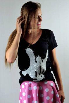 T-Shirt Punk Hands OH8926
