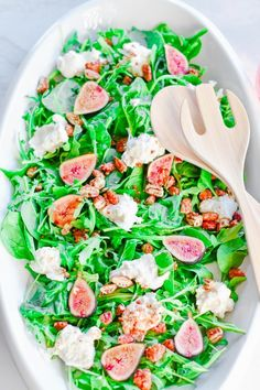 Burrata   Fig Salad | No Cooking Required Family Recipes