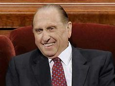 """Don't save something for a special occasion. Every day of your life is a special occasion.""    President Thomas S. Monson"