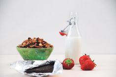 cruesli (granola) zelf maken