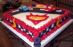 Resultado de imagem para bolo dos carros