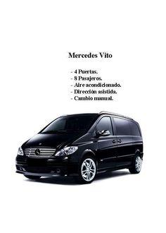 Mercedes Vito - the van :))))