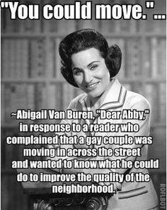 great advice Abby :)