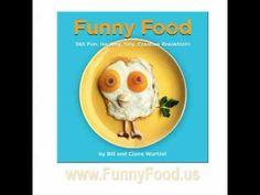 Funny Food Book