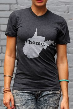 West Virginia. Undeniably the most comfortable Tshirt I've ever owned. And for a great cause.