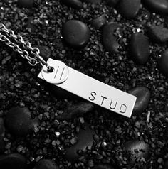 STUD Lesbian Equality Steel Necklace