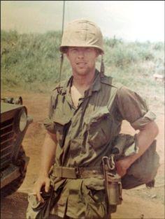 Virtual Vietnam Veterans Wall of Faces Vietnam War Photos, Vietnam Vets, Sniper Training, My War, American Veterans, Vietnam Veterans Memorial, Fallen Heroes, Real Hero, Navy Seals