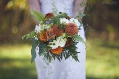 Ottawa Fall Wedding by Wedding Photographer Joey Rudd Photography Bouquet by Pretty Posy Floweral