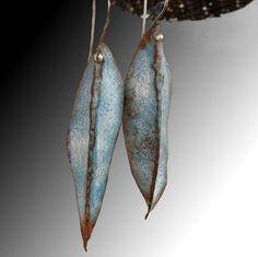 Leaves & Pods - Evelyn Markasky