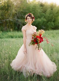 Gorgeous Reem Acra Wedding Dress Blush Sweetheart with Pleats Off the Shoulder A Line Bridal Gowns Simple Backless 2015 Elegant Designer Hot Wholesale Wedding Dresses, Wedding Dresses For Sale, Ball Dresses, Ball Gowns, Reem Acra Wedding Dress, Blush And Gold, Red Blush, A Line Bridal Gowns, Bridal Portraits