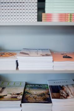 all my favorite magazines / mill mercantile sf
