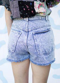 Last Dance High Rise Jeans - Medium |Dancing Jean Shorts