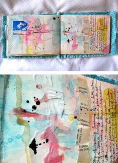 "Art Journal ""Lost in relations"" p.10 