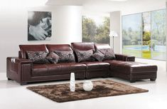 Cool L Shaped Leather Couch , Lovely L Shaped Leather Couch 76 For Living  Room Sofa