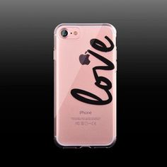 Case For iPhone 7 Transparent TPU Soft Cover For iPhone7 Plus 6 6S 5S Clear Silicone Rubber
