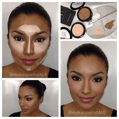 Alejandra Barraza @makeupartistale | Websta