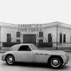 Maserati A6 1500 Berlinetta Speciale 1947