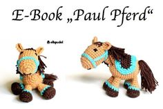 "E-Book ""Paul Pferd"" (ca. 13 cm)"