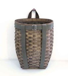 If I won the lottery ... it's a gorgeous basket, but I can't imagine putting laundry in a $125 hamper.