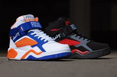 The Ewing line gets Focused again ... The Ewing shoe line is a source of constant fascination ...