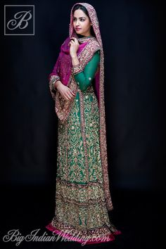 #Osman Ghani ornate bridal wear collection