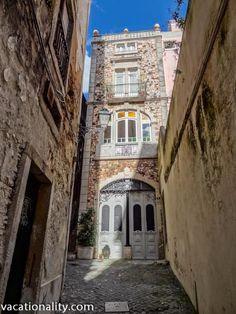 Old Alfama, Lisbon, Portugal
