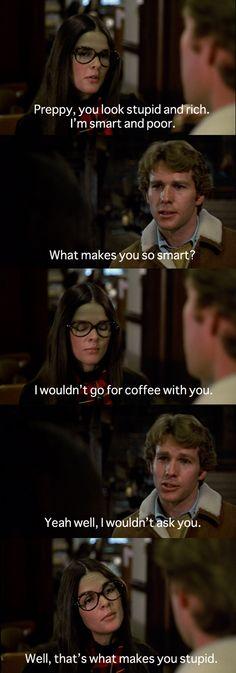 Best scene in Love Story.