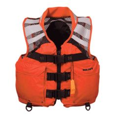 Kent Mesh Search and Rescue SAR Commercial Vest - Large