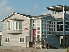 Kitty Hawk Vacation Rental - VRBO 378401 - 4 BR Northern Coast & Outer Banks House in NC, Huge Pool + Direct Beach Access = Betcha Like it
