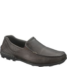 Granite // Gray New Men/'s Merrell Rally Moc Leather Loafers Slip On Shoes