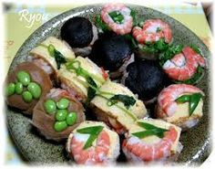 temari sushi - Google Search