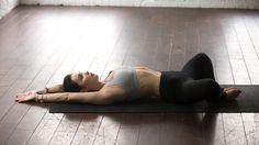 Yoga Poses To Help Ease Your Endometriosis