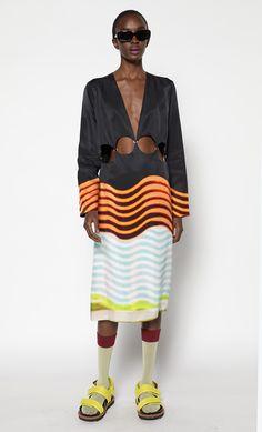 Fashion Outfits, Womens Fashion, Fashion Trends, Knitwear Fashion, International Fashion, Asian Style, Spring Collection, Spring Outfits, Women Wear