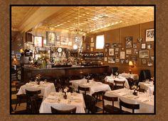 Jack Fry's – Louisville, Kentucky                                        1007 Bardstown Road                                                      Louisville, KY  40204                                                            502 452-9244
