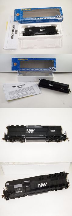 Control Accessories 180341: New Bachmann Ho Gp50 Diesel Locomotive Dcc Equipped #60442 Norfolk And Western -> BUY IT NOW ONLY: $69 on eBay!