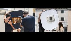 The Omega Reflector: The world's first 10-in-1 shoot through reflector created by Jerry Ghionis